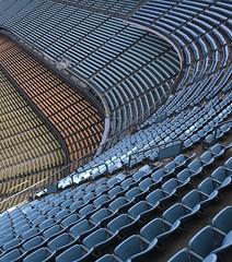 Dodgers Stadium, Los Angeles (p.bjork) Tags: losangeles dodgers dodgersstadium chavezravine stadium bleachers baseball