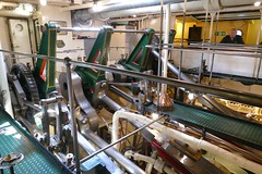 Waverley Paddle Steamer Sept 18 (1) (Ann Collier Wildlife & General Photographer) Tags: waverleypaddlesteamer paddlesteamer swanage dorset ship boat transport engineroom