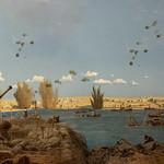 Tobruk Harbour, 1941, AU War Memorial, Canberra thumbnail