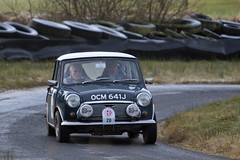HERO LE JOG Rally 2016 (<p&p>photo) Tags: blue 1971 1970s 70s seventies mini coopers minicooper s minicoopers cooper ocm641j kevinhaselden haselden bartdenhartog denhartog track kames circuit rally sport auto retro vehicle classics classiccars classiccar classic car motorsport historicendurancerallying organisation historicendurancerallyingorganisation historic endurance rallying hero december 2016 december2016 worldcars