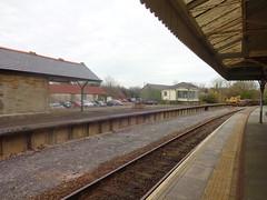 Bere Alston (ee20213) Tags: disusedrailways berealston tamervalleyline devon abandonedrailways gwr firstgreatwestern branchline