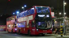 Hammer Model Change (londonbusexplorer) Tags: metroline travel adl enviro 400 mmc hybrid teh2086 lk15cug 266 hammersmith brent cross tfl london buses