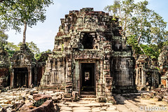 Preah Khan Temple in Siem Reap (Lцdо\/іс) Tags: preahkhan temple angkor siemreap cambodge cambodia kambodscha buddhisme bouddha boudhisme religion old oldcity khmer amazing flickr explore discover tomb raider lцdоіс
