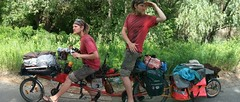 """Cargo Tandem • <a style=""""font-size:0.8em;"""" href=""""http://www.flickr.com/photos/65125190@N04/32066100597/"""" target=""""_blank"""">View on Flickr</a>"""