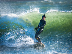 Gansey Surfer (MAN1264) Tags: surfer surf waves irishsea sea isleofman gansey barrymurphyphotography action water