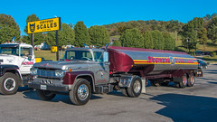 Ford F-Series (3rd Gen) Super Duty (NoVa Truck & Transport Photos) Tags: ford fseries 3rd generation super duty southers junkyard lexington va tanker classic truck big rig 18 wheeler 2017 large car mag southern ta