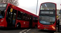 London General WVL361 on route 154 Morden station 17/02/19. (Ledlon89) Tags: bus buses transport london morden surrey londonbus londonbuses goaheadlondon abellio qualityline mordenstation tfl transportforlondon londongeneral