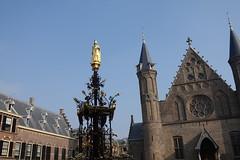 The Ridderzaal in the Binnenhof, The Hague, 13th century (4) (Prof. Mortel) Tags: netherlands thehague ridderzaal binnenhof