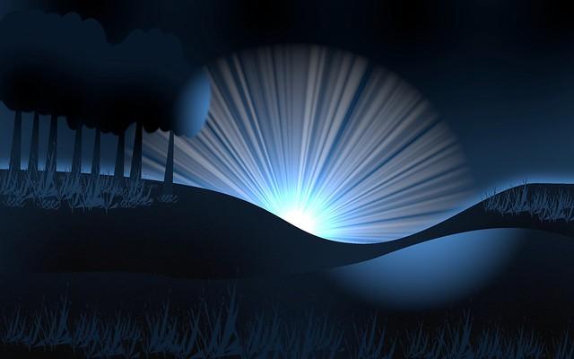 Обои свет, линии, темный картинки на рабочий стол, фото скачать бесплатно