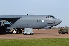 B-52H AF60025 0025 Ol' Crow Express II LA Barksdale (baclightning1) Tags: boeing b52 b52h raffairford olcrowexpressii b52af60025 barksdaleafb baclightning1