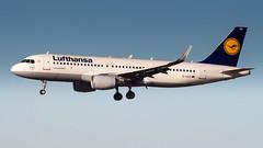 Airbus A320-214(WL) D-AIUZ Lufthansa (William Musculus) Tags: plane spotting airport airplane william musculus aviation daiuz lufthansa airbus a320214wl muc munchen munich eddm a320200 lh dlh