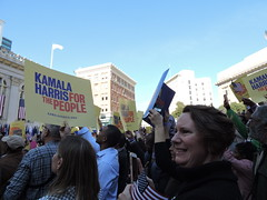 Kamala Harris For the People (xaviergardens) Tags: 2020presidentialelection ussenatorkamalaharris democraticparty oakland oaklandcityhall california