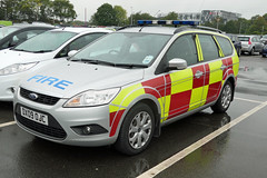DX09 OJC (Emergency_Vehicles) Tags: staffordshire fire rescue dx09 0jc dx09ojc