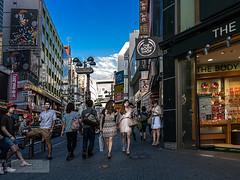 Las calles de Tokyo 2012