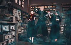 It does not do well to dwell on dreams and forget to live. (Pandancream) Tags: secondlife sl wizard hogwarts friends friendship movie magic wand power student sunform housesystem london gryffindor revenclaw slytherin hufflepuff happy fun memory smile harrypotter