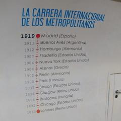 Madrid (mlcastle) Tags: españa madrid spain metro subway history historia metropolitanos
