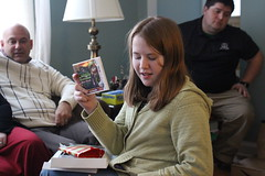 Christmas Day 2017 (Mike and Sarah Hays) Tags: nora dave tom