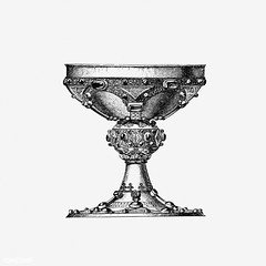 Vintage globet illustration (Free Public Domain Illustrations by rawpixel) Tags: antique art arts artwork black blackandwhite cc0 creativecommons0 cup decor decorative drawing element engraved engraving fineart glass goblet gobley graphic graphite historic historical history illustration ink isolatedonwhite name painting pencil publicdomain retro silver sketch sketching victorian vintage whitebackground wineglass