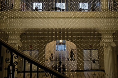 """Museum of the City of New York"" (Photography by Sharon Farrell) Tags: newyork newyorknewyork newyorkny newyorkmuseum museumofthecityofnewyork lightchasers intothelight stairs stepsandstairs bokeh depthoffield stairporn staircase stairscape staircases stairscapes stairway stairwell steps windingstaircase"