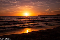 Puerto Vallarta.jpg (jamiepacker99) Tags: mexico sea canonef24105mmf14lusmlens beach winter 2019 feburary sunset sky seascape landscape canon6d puertovallarta waves goldenhour