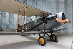 E2581 Bristol F.2B Fighter (R.K.C. Photography) Tags: e2581 bristol f2b fighter raf biplane ww1 classic aircraft aviation military british iwm duxford england unitedkingdom uk 1918 canoneos100d cambridgeshire