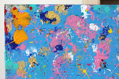Kasiopea– 80x80cm Acrylic on Canvas by Kinga Ogieglo Paintingdetails (Kinga Ogieglo Abstract Art) Tags: abstractart buyart artcollector abstractexpressionism abstractpainting abstractartist artwork artgallery art