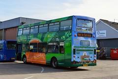 1829 HF05GGP (PD3.) Tags: go ahead goahead group gsc south coast eastleigh hampshire england uk bus buses psv pcv barton park hants dorset bluestar new forwst tour volvo east lancs 1829 hf05ggp hf09 ggp