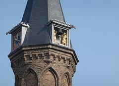 The Ridderzaal in the Binnenhof, The Hague, 13th century (1) (Prof. Mortel) Tags: netherlands thehague ridderzaal binnenhof