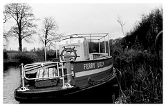 Ferry Queen, Forth and Clyde Canal. (Paris-Roubaix) Tags: the stables kirkintilloch bishopbriggs torrance forth clyde canal lady margaret longboat ferry queen
