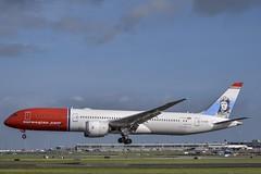 G-CKWF                B787-9 Dreamliner            Norwegian Air (Gormanston spotter) Tags: norwegianair dub 2019 eidw avgeek b789 boeing gormanstonspotter b7879dreamliner gckwf
