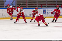 Troja vs Skövde 23 (himma66) Tags: onepartnergroup hockey ishockey icehockey youth troja trojaljungby skövde ice cup puck skate team ljungby ljungbyarena