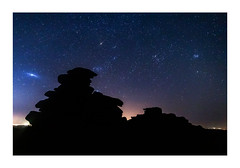 Intergalactic (Rich Walker Photography) Tags: space stars night nightsky nighttime longexposure longexposures longexposurephotography dartmoor devon landscape landscapes landscapephotography canon england efs1585mmisusm eos eos80d astrophotography astro star sky silhouette