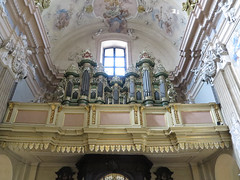 Kraków, Kościół św.Anny-IMG_0467p (Milan Tvrdý) Tags: kraków churchofstanna kościółśwanny poland polska cracow cracovia