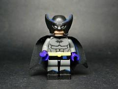 Lego Batman: First Appearance (Sir Doctor XIV) Tags: lego batman 80th anniversary 1939