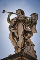 Statue (SamSalaBimPhotography) Tags: april 2019 sony alpha 7rii zeiss 55mm f18 statue rome