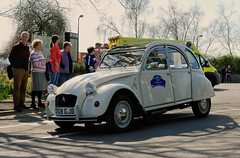 Supercars and more Pulborough 2019 (James Raynard) Tags: car classic pulborough display public event nikon d80 zoom outdoor citroen 2cv citroën deuxchevaux
