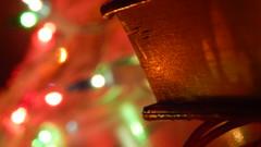 On the Eve (TheAramet) Tags: macromondays holidaybokeh macro christmas holiday lights book reflection shiny pages bokeh dof