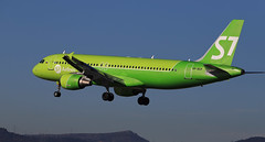 S7 Airlines / Airbus A320-214 / VP-BCP (vic_206) Tags: bcn lebl spotting s7airlines airbusa320214 vpbcp