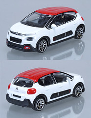 MAJ-SC-Citroen-C3 (adrianz toyz) Tags: diecast toy model car majorette street set citroen c3 cars 157 scale adrianztoyz