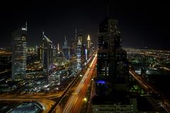 Dubai Downtown @ Night (the_real_raph) Tags: dubai nightscape cityscape uae emirates burjkhalifa dubaidowntown nassimaroyalhotel fujifilmxt3 fujinonxf1024f4 saariysqualitypictures