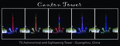 Canton Tower, Torre de Cantón (cirestrepo) Tags: guangzhoutv torredecantón cantontower distritodehaizhu republicapopulardechina china torredecomunicacionesdecantón guangzhou cantón canton