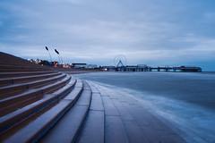 Early Morning, Blackpool (nickcoates74) Tags: 1650mm a6300 beach blackpool centralpier coast fylde ilce6300 lancashire morning pier seaside sel1650 sony uk affinityphoto