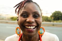 *** (.sl.) Tags: stranger candid portrait capetownian southafrica light female ebony women afriquedusud capetown people