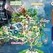 Thorpe Park 2016 Park Map