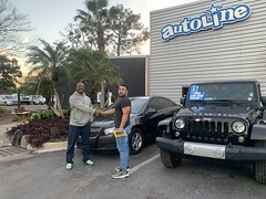Thanks Luis! (Autolinepreowned) Tags: autolinepreowned highestrateddealer drivinghappiness atlanticbeach jacksonville florida