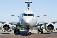 A30-001 (Andras Regos) Tags: aviation aircraft plane fly airport ffd egva fairford riat riat2018 airtattoo airshow static display australianaf australia airforce military boeing 737 e7a wedgetail