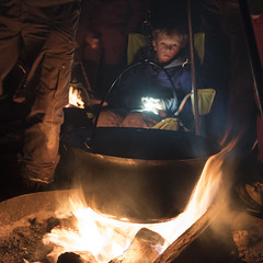 Weekend Winter Camping Event