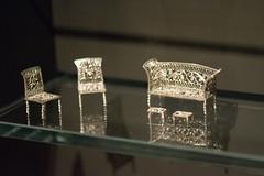 Tiny silver outdoor furniture (quinet) Tags: 2017 amsterdam antik netherlands rijksmuseum ancien antique museum musée