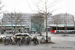 Baustelle Bahnhofsplatz 323 (Susanne Schweers) Tags: bahnhofsplatz bremen baustelle max dudler architekt bebauung hochhäuser citygate city gate
