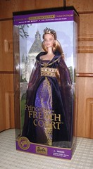 2000 Princess of the French Court Barbie (1) (Paul BarbieTemptation) Tags: 2000 princess french court barbie collector edition heather fonseca dolls world collection